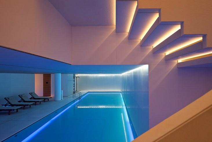 コンサバトリアム・ホテルのプール