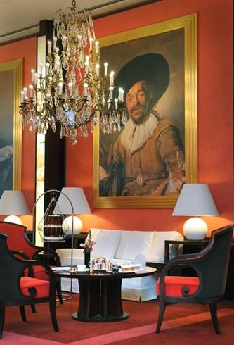 デ・ルーロップ・アムステルダムの室内装飾