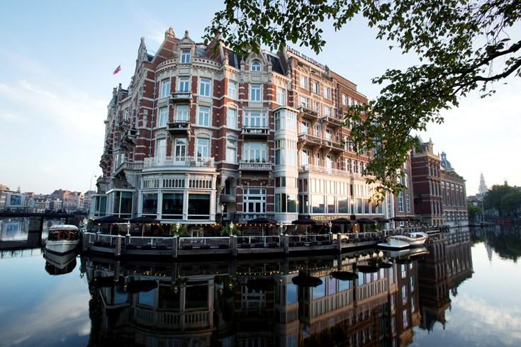 シックで大人の滞在を満喫する「デ・ルーロップ・アムステルダム」