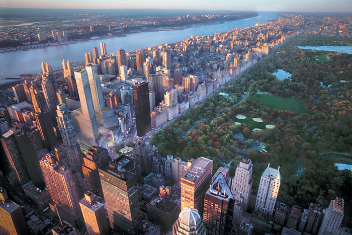 マンダリン・オリエンタル・ニューヨーク Mandarin Oriental New York