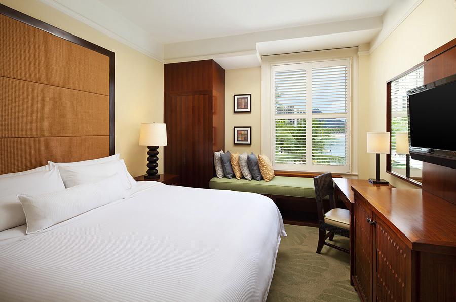 モアナ・サーフライダー・ウェスティン・リゾート&スパの客室