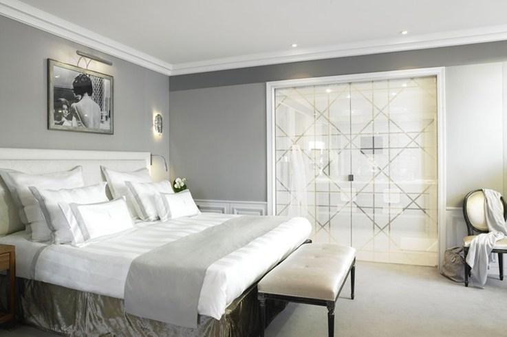 ホテル・マジェスティック・バリエールの客室