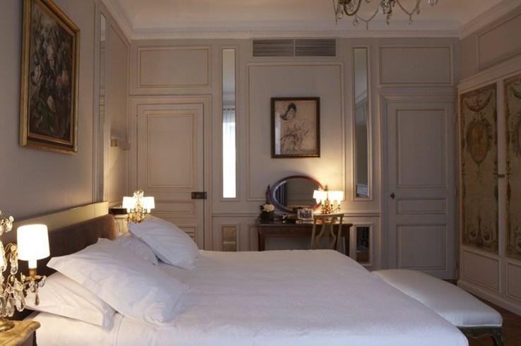 ホテル・ランカスターの客室