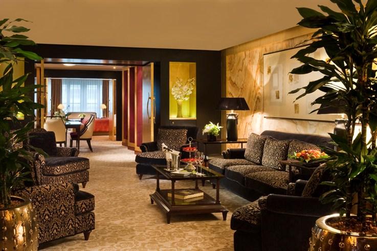ホテル・フーケッツ・バリエールの客室