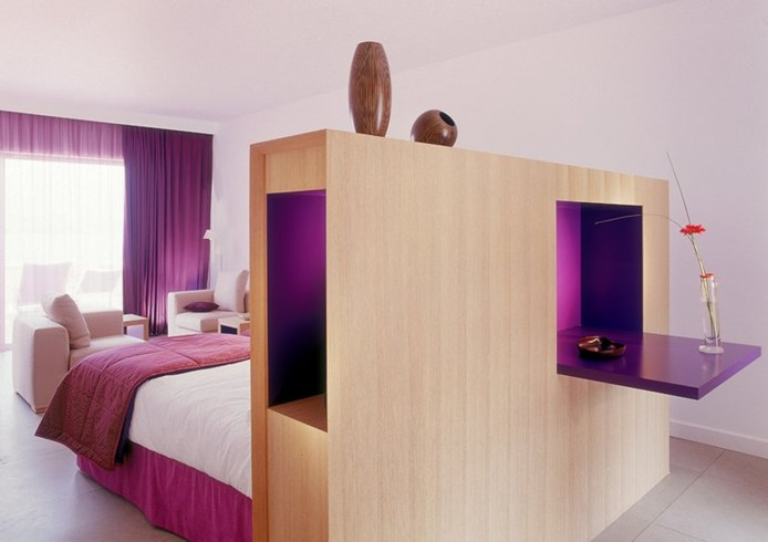ホテル・カーサ・デル・マールの部屋