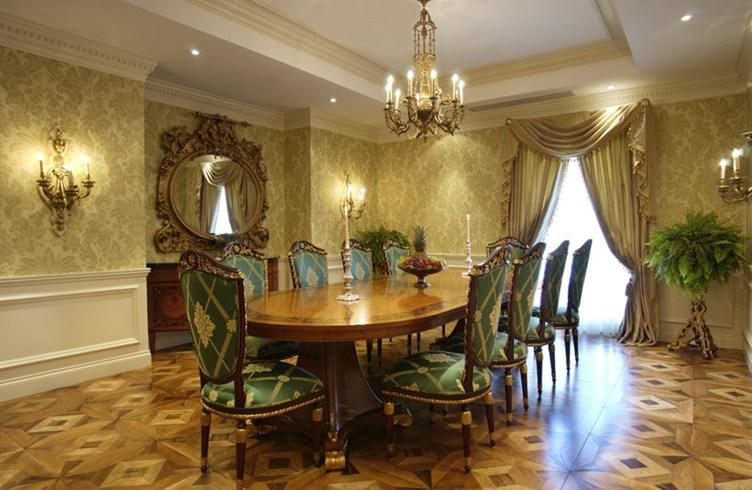 ホテル・ル・セント・ジェームスの客室
