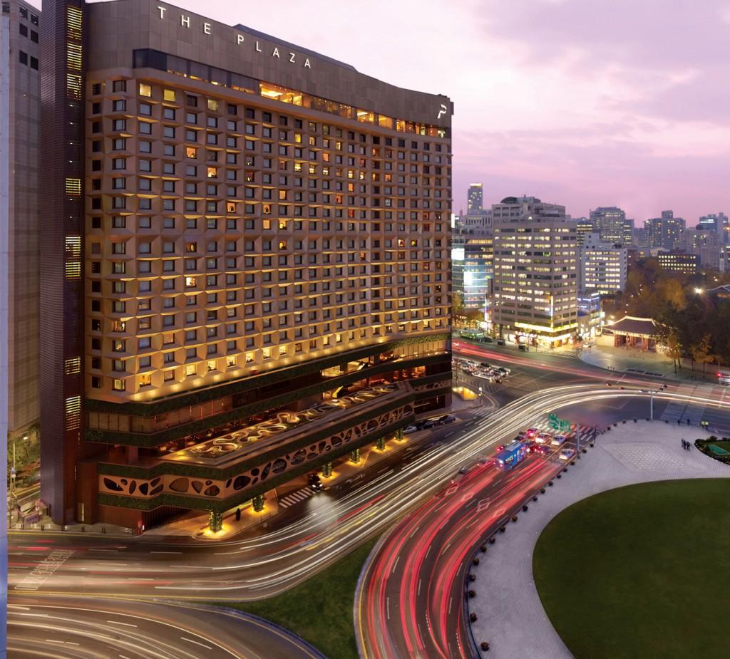 ザ・プラザ・ホテル The Plaza Hotel