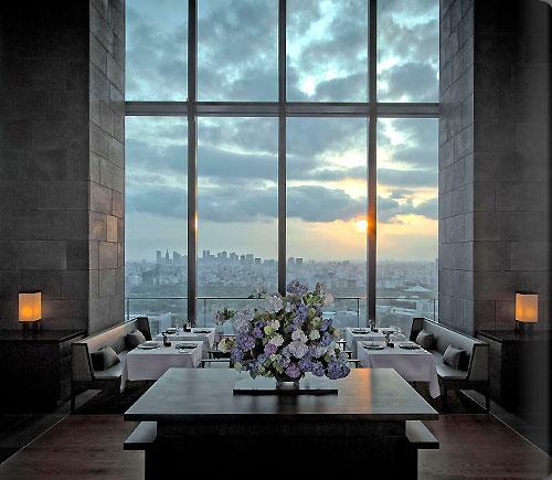 世界中のトラベラーを魅了するグループ初の都市型ホテル「アマン東京」