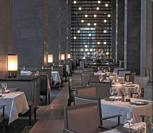 アマン東京のレストラン