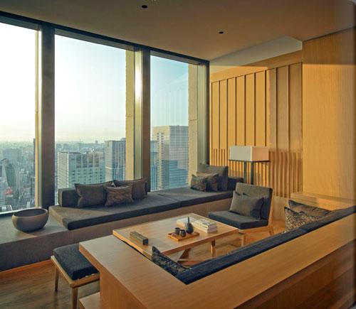 アマン東京の客室
