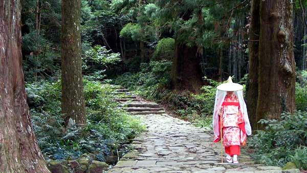 世界遺産「紀伊山地の霊場と参詣道」