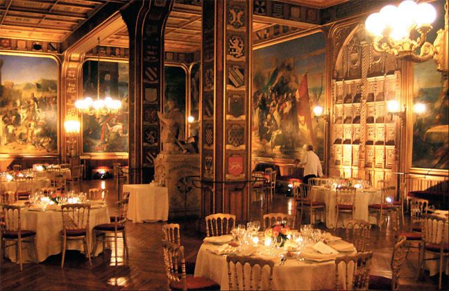 ベルサイユ宮殿の十字軍の間