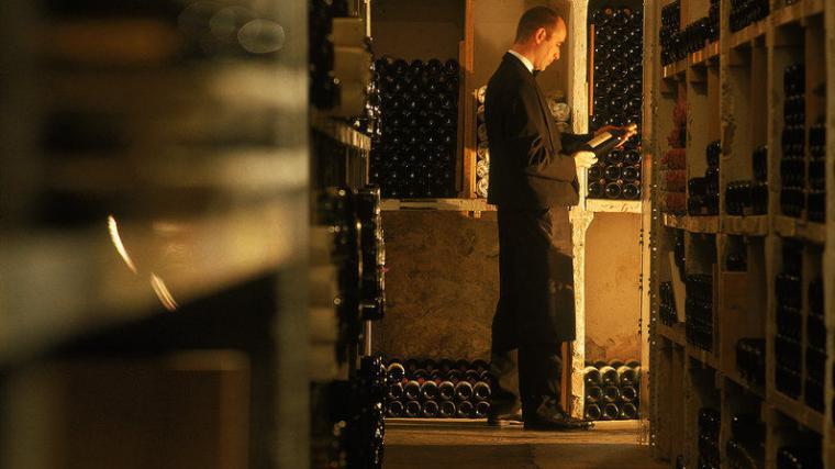 ボー リバージュ パレス ワインセラー