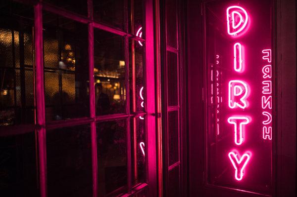 【ニューヨーク新規グルメ】スターシェフコンビが手がける新感覚フレンチ「ダーティー・フレンチ」