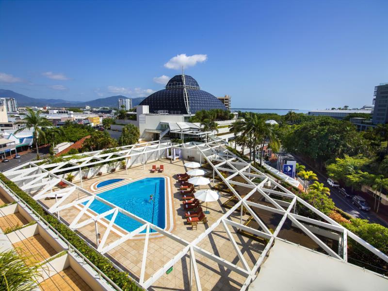 オーストラリア・ケアンズをエキサイティングに満喫できる「プルマン・リーフ・ホテル・カジノ」