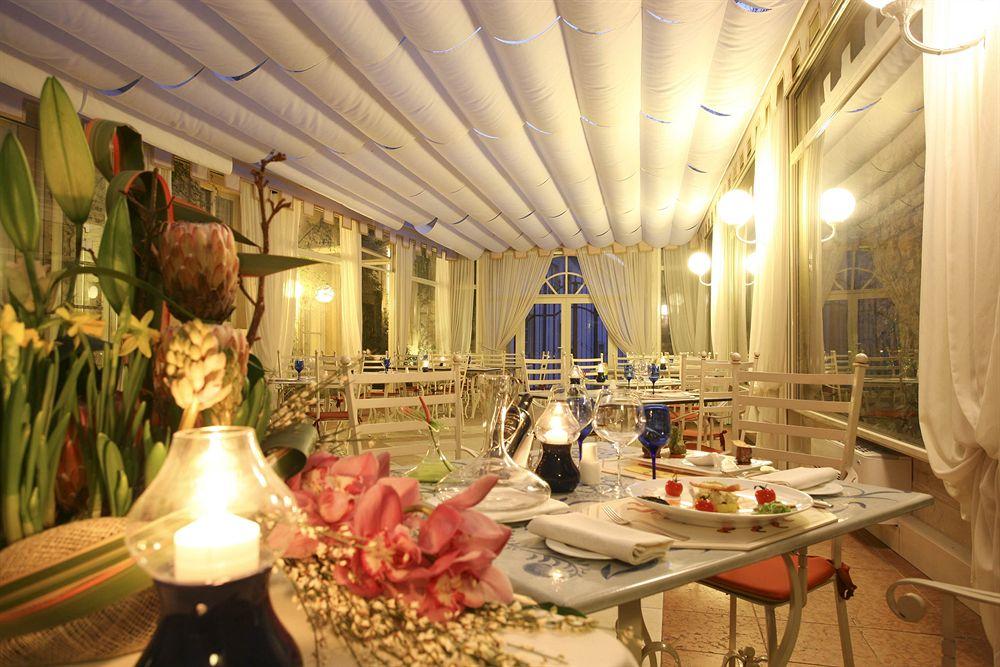 ビブロス・アート・ヴィラ・アミスタのレストラン