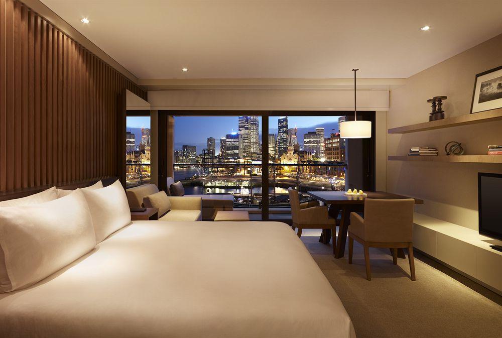 パーク・ハイアット・シドニーの客室