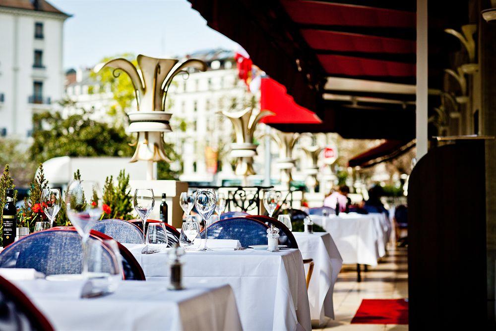 ル・リッチモンド・ジュネーブのレストラン