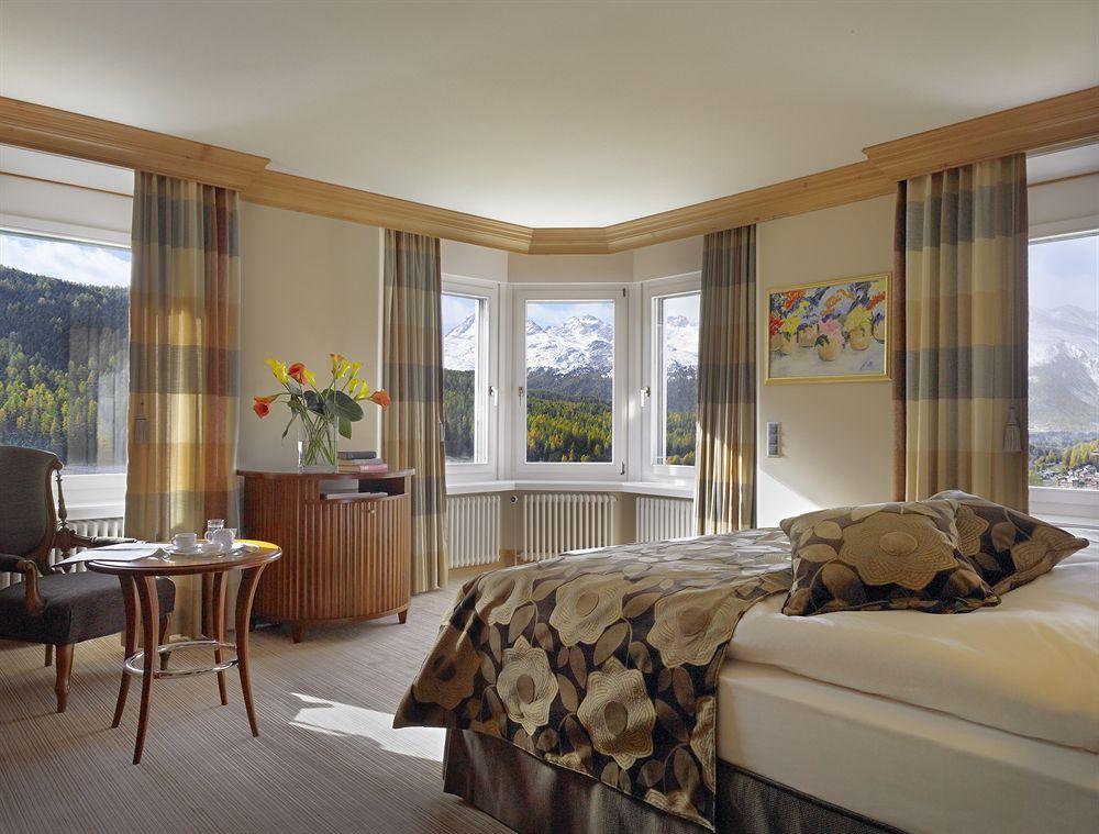 グランド・ホテル・クローネンホフの客室