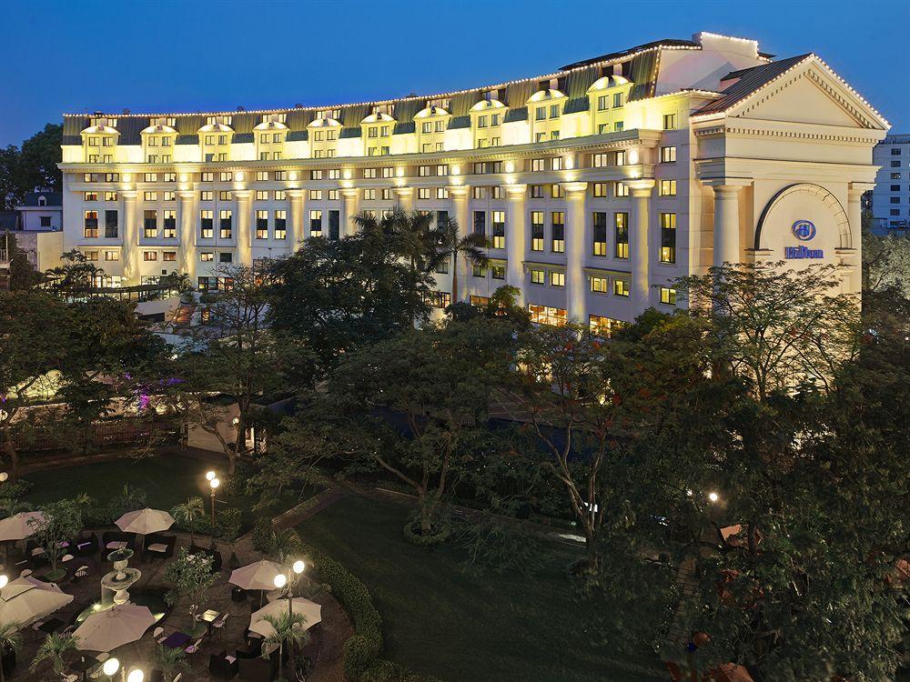 数多の賞に輝くハノイのランドマークホテル「ヒルトン・ハノイ・オペラ」