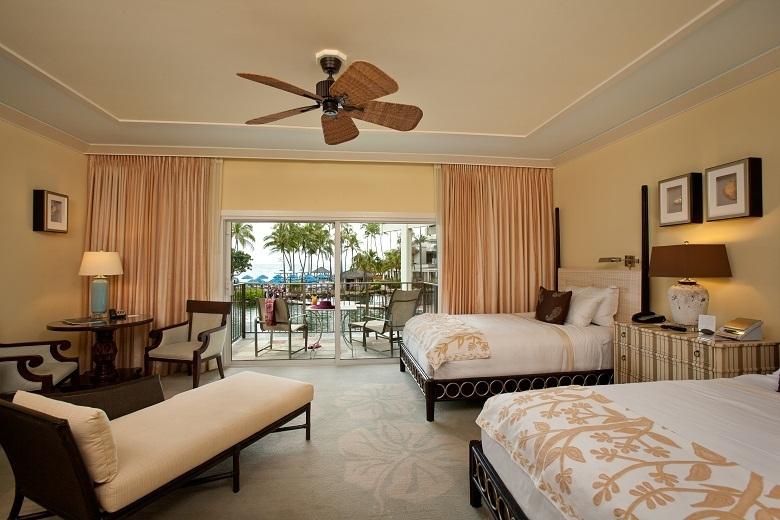 ザ・カハラ・ホテル&リゾートの客室