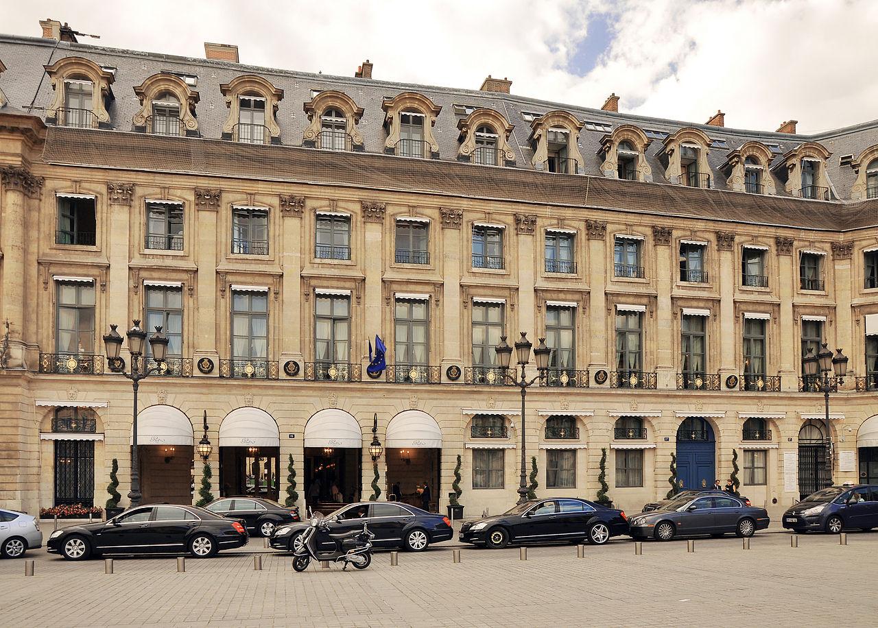 ココ・シャネルやヘミングウェイも定宿にした「ホテル・リッツ・パリ」