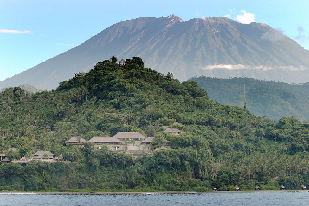 かつての王国の繁栄を偲ばせるバリ島東部のリゾート「アマンキラ」