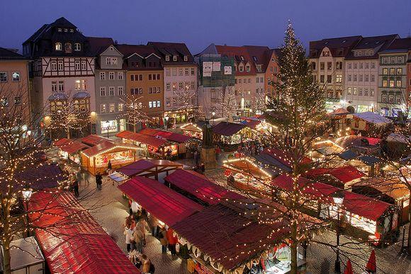 メルヘンチックな魅力溢れる「ストラスブール」のクリスマスがとっても素敵♡