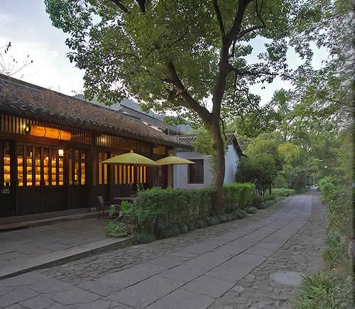 古き良き中国の暮らし感じる杭州の隠れ家「アマンファユン」