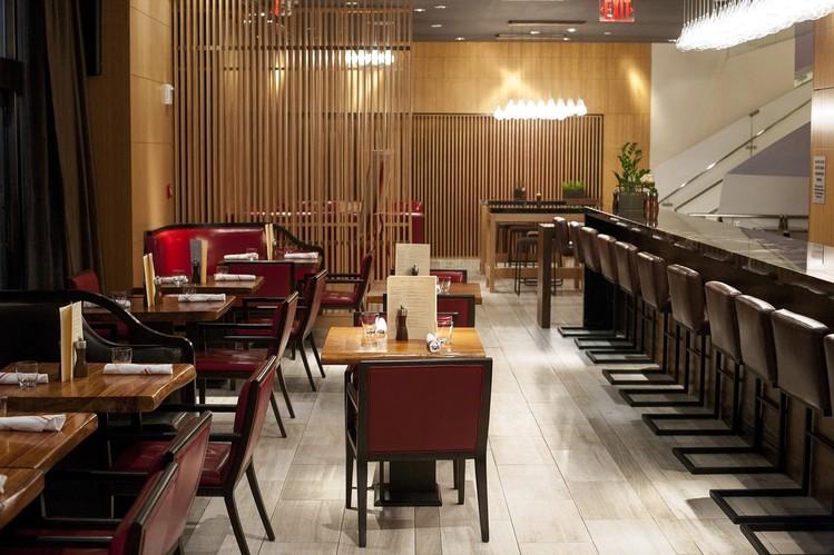 【ニューヨーク新規グルメ】喧噪を忘れる空間「ディナ・ラータ・アット・アンダーズ・ウォールストリート」