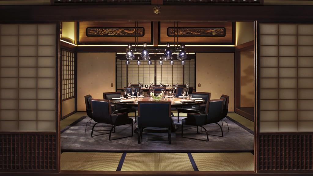 ザ・リッツカールトン京都の夷川邸