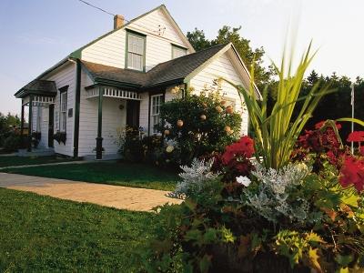 プリンスエドワード島のモンゴメリの生家