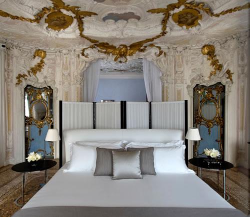アマン・カナルグランデ・ヴェニスの客室