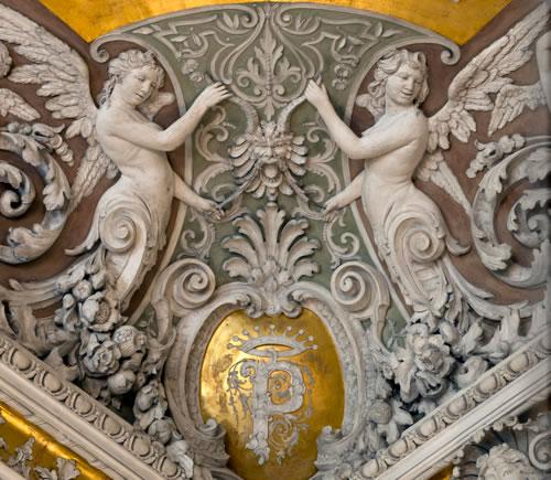 アマン・カナルグランデ・ヴェニスのダイニングの装飾