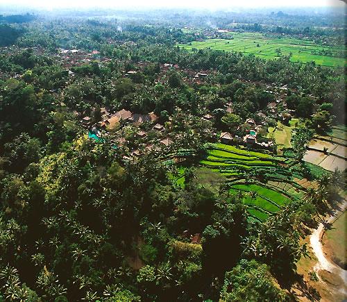 数々の伝説が生まれたバリ島アマンの基点となるリゾート「アマンダリ」