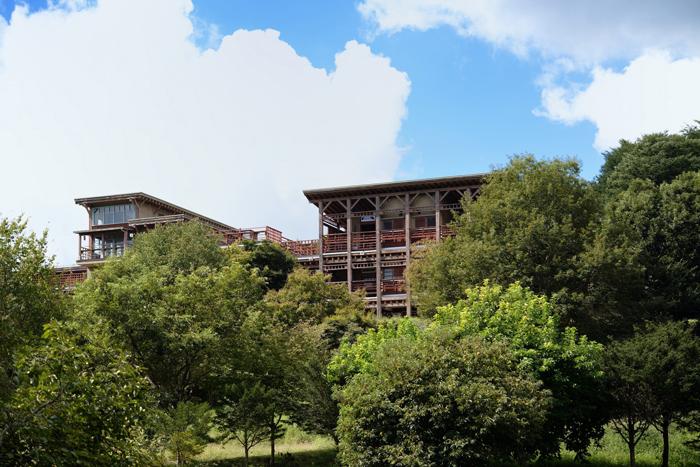 保険農園ホテル・フフ山梨