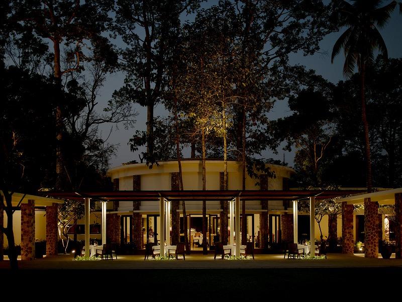 国王の来賓用のヴィラを改装したカンボジアの都市型アマンリゾート「アマンサラ」