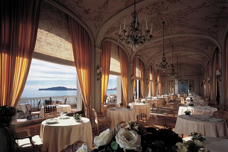 ラ・レゼルブ・ド・ボーリュー&スパのレストラン
