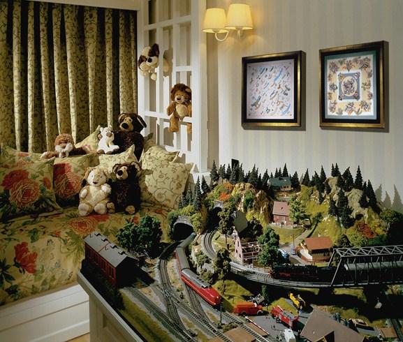 アルバ・パーク・コスタ・ブラバの客室