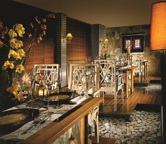 アルバ・パーク・コスタ・ブラバの日本食レストラン