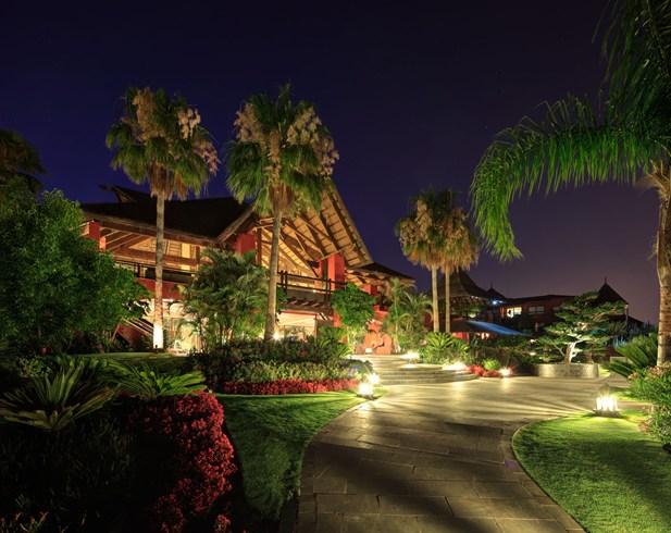 バルセロ・アジア・ガーデンズの外観
