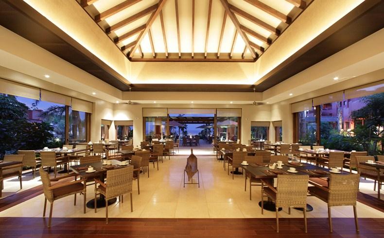バルセロ・アジア・ガーデンズのレストラン