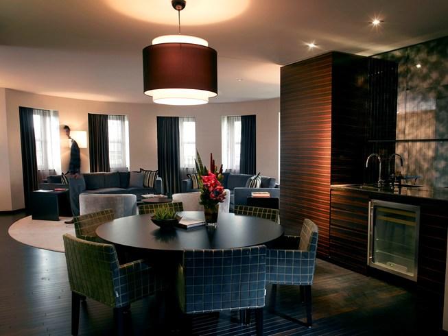 ザ・ヘイゼルトン・ホテル・トロントの客室