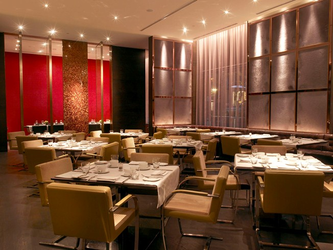 ザ・ヘイゼルトン・ホテル・トロントのレストラン