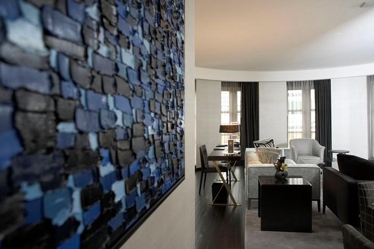 デザインの粋を凝らしたトロントでの滞在を彩る「ザ・ヘイゼルトン・ホテル・トロント」