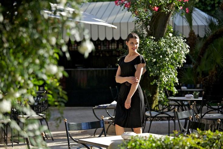 アルドロヴァンディ・ヴィラ・ボルゲーゼのザ・ガーデン・バー