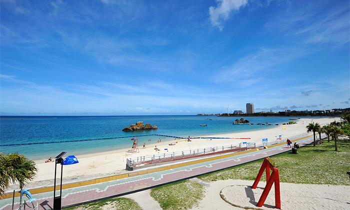 ヒルトン沖縄北谷リゾートのビーチアクティビティ
