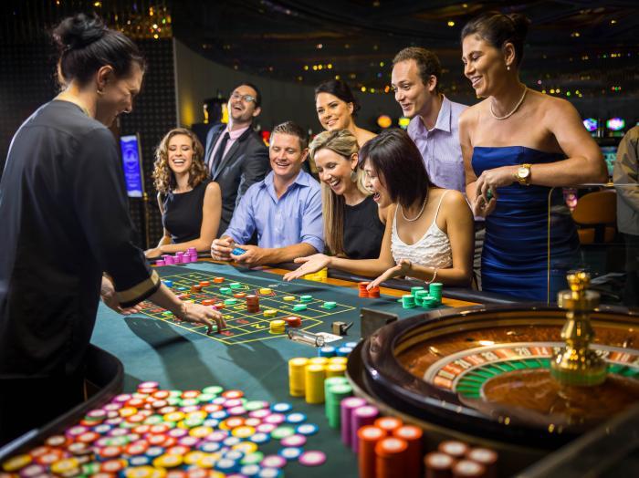 プルマン・リーフ・ホテル・カジノのカジノ