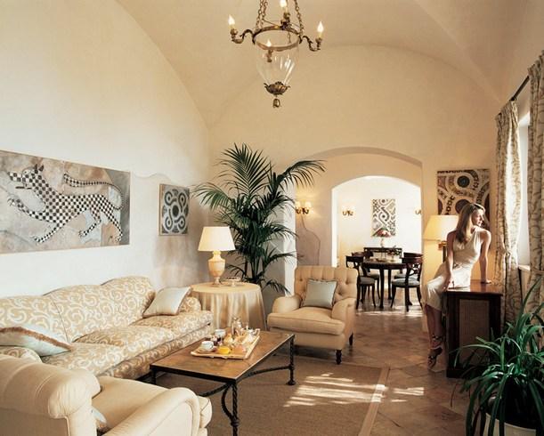 ベルモンド・ホテル・カルーソのエクスクルーシブ2ベッドルームスイート