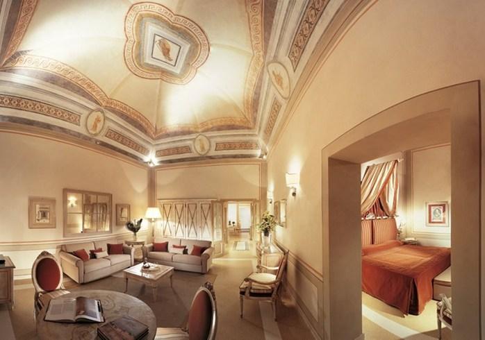 癒しを極めたスパで心身ともにリラックスできるトスカーナのホテル「バーニ・ディ・ピサ」